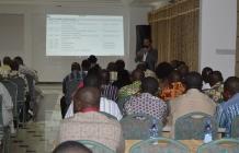 2-Day Capacity Building Workshop at Miklin Hotel, Kumasi