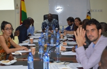 Decentralisation Sector Working Group meeting @ the Local Government Service Secretariat Conference Room