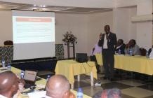 Regional Integrated Budget System (RIBS) Orientation for MDAs organized by the IMCC @ Erata Hotel