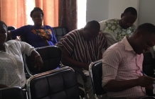 Administrative Offices' Meeting held in the Koforidua