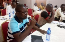 Capacity Building Workshop for Regional & District Heads of Works Department in the Ashanti and Brong Ahafo Regions @Kumasi