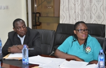 LGSS Meets EU Consultant on Identification Mission for Support to Public Financial Management in Ghana