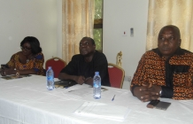 Orientation Programme for the Heads of Agric Department from MMDAs/RCCs in the Brong Ahafo, Northern, Upper East and Upper West Regions held at Nim Avenue Hotel, Tamale