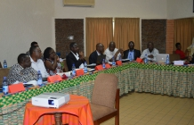 Senior Management Retreat at Afrikiko Hotel, Akosombo