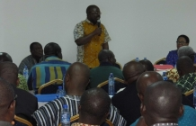 Senior Management Workshop for Local Government Service Staff on @ Ellking Hotel, Accra. # Day 1