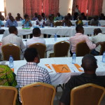 Orientation Programme for the Heads of Agric Department from MMDAs/RCCs
