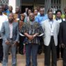 New Executives of LGWU Introduced to the Management of the LGSS