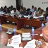 LGS PRESENTS DRAFT BUDGET ESTIMATES TO PARLIAMENTARY SELECT COMMITTEE ON LOCAL GOVERNMENT & RURAL DEVELOPMENT FOR CONSIDERATION
