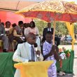 HEAD OF SERVICE ATTENDS INAUGURAL CEREMONY OF GA SOUTH MUNICIPAL ASSEMBLY