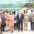 LUSPA PAYS COURTESY CALL ON THE HEAD OF SERVICE